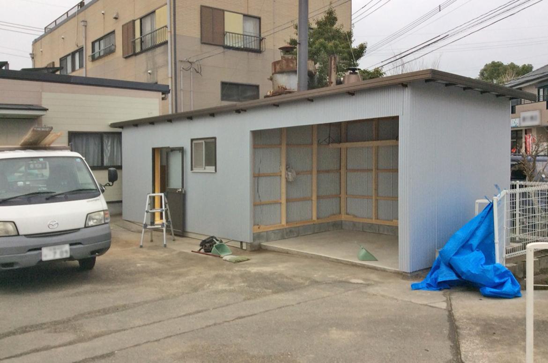 大川市の外構リフォーム